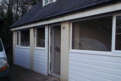 Property Conversions - Garage Conversion