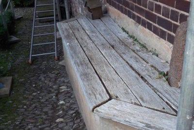 Bench Repairs No. 1