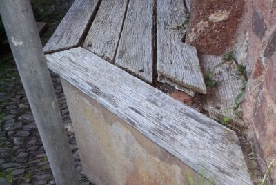 Bench Repairs No.2