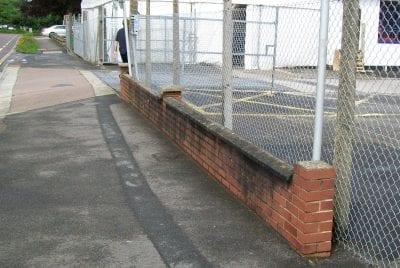 Wall Repairs No. 2