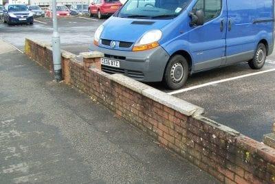 Wall Repairs No. 1