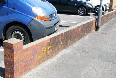 Wall Repairs No. 3